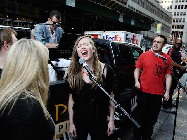 Privia Piano Bar, Make Music New York 2013