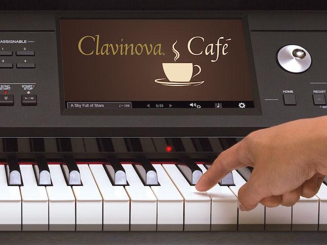 Clavinova Cafe 640x480