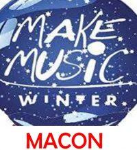 "Make Music Winter 12/21 - MACON HOLIDAY MUSIC EXTRAVAGANZA -  ""MAKE A Joyful Noise!"""