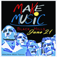 Make Music Black Hills