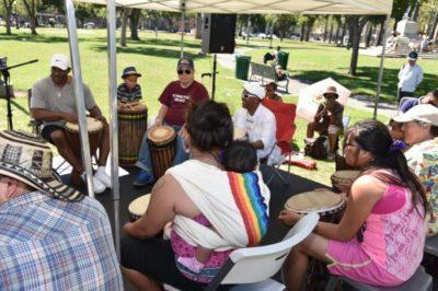 Akoma Arts Drum Circle