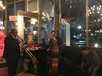 Damian Curtis Quartet