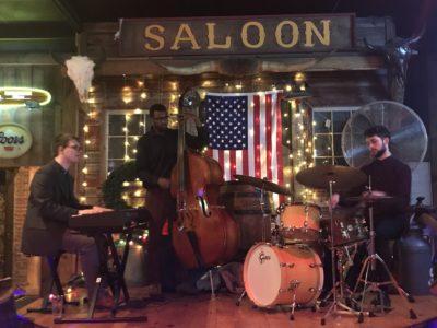 Andrew Wilcox Trio