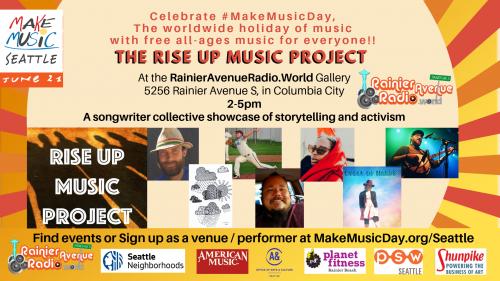 Make Music Seattle - June 21, 2019